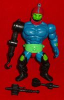 Masters of the Universe: Trap Jaw - Complete Vintage Action Figure
